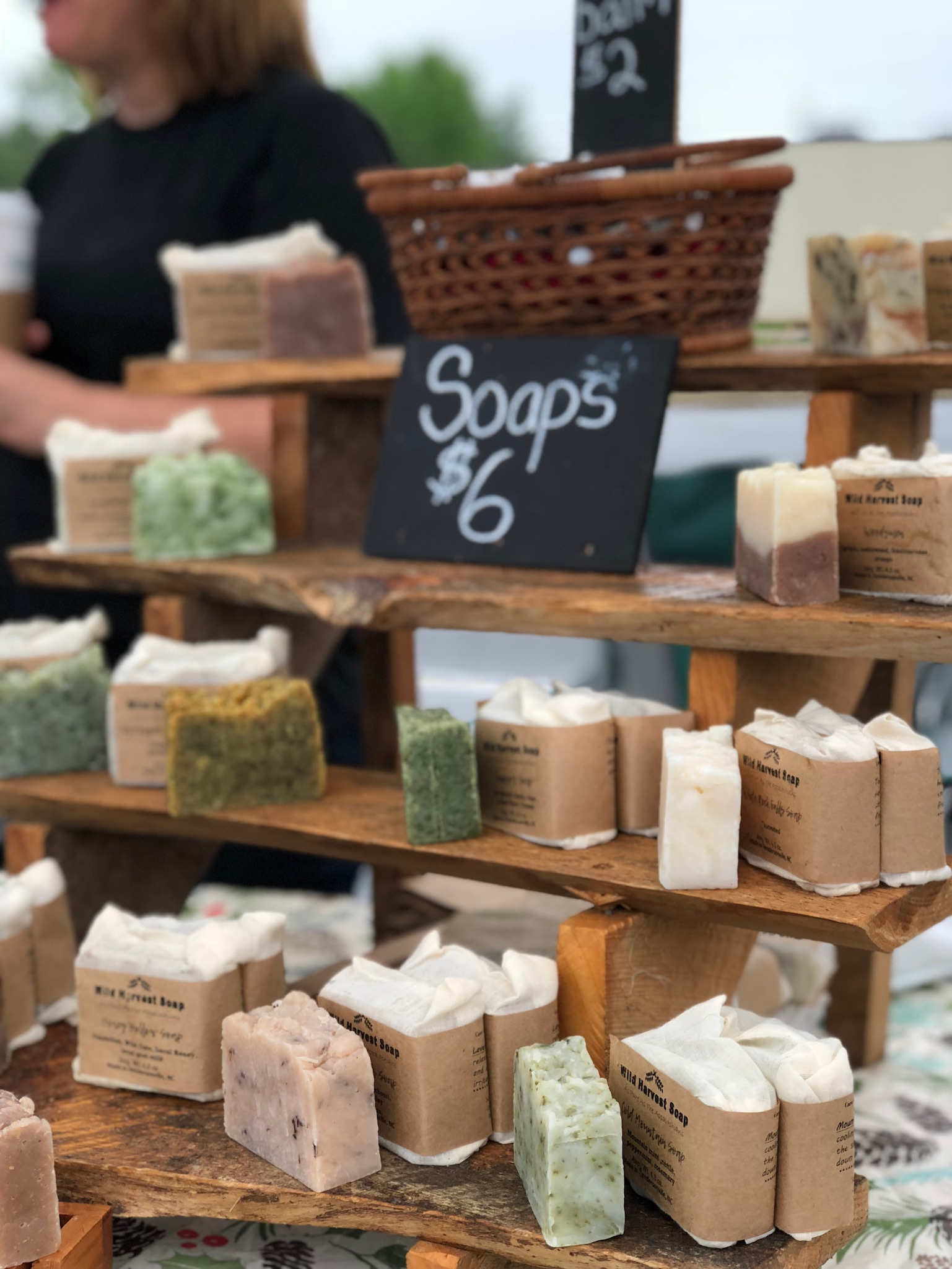 Wild Harvest Soap Co.