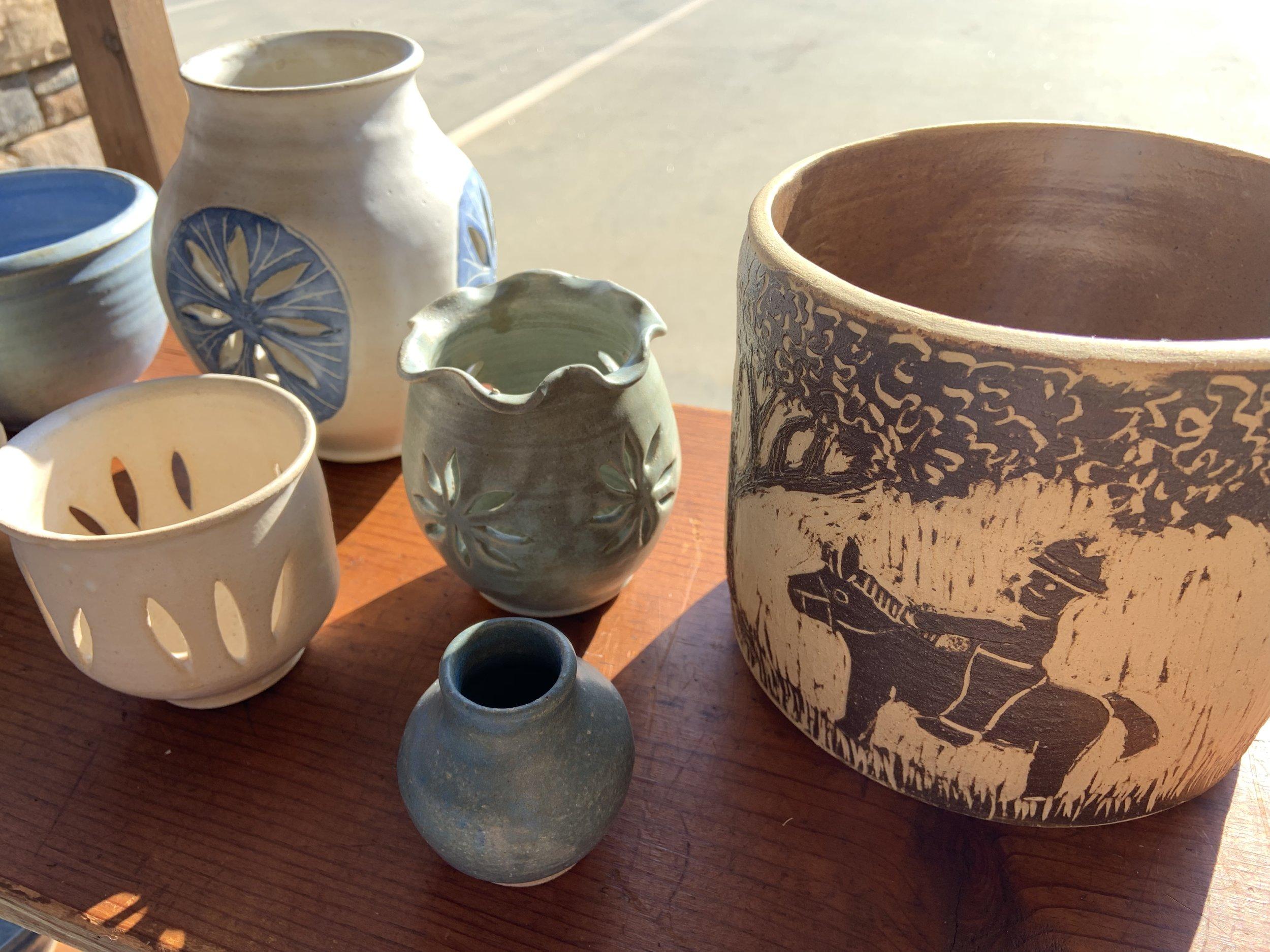 Heathmere Pottery