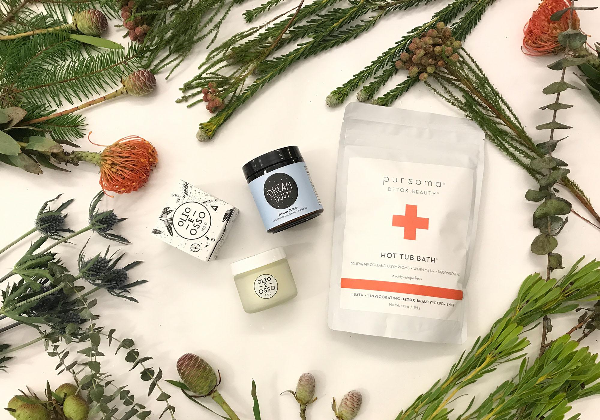 Wellness is Beautiful - purge those flu bugs