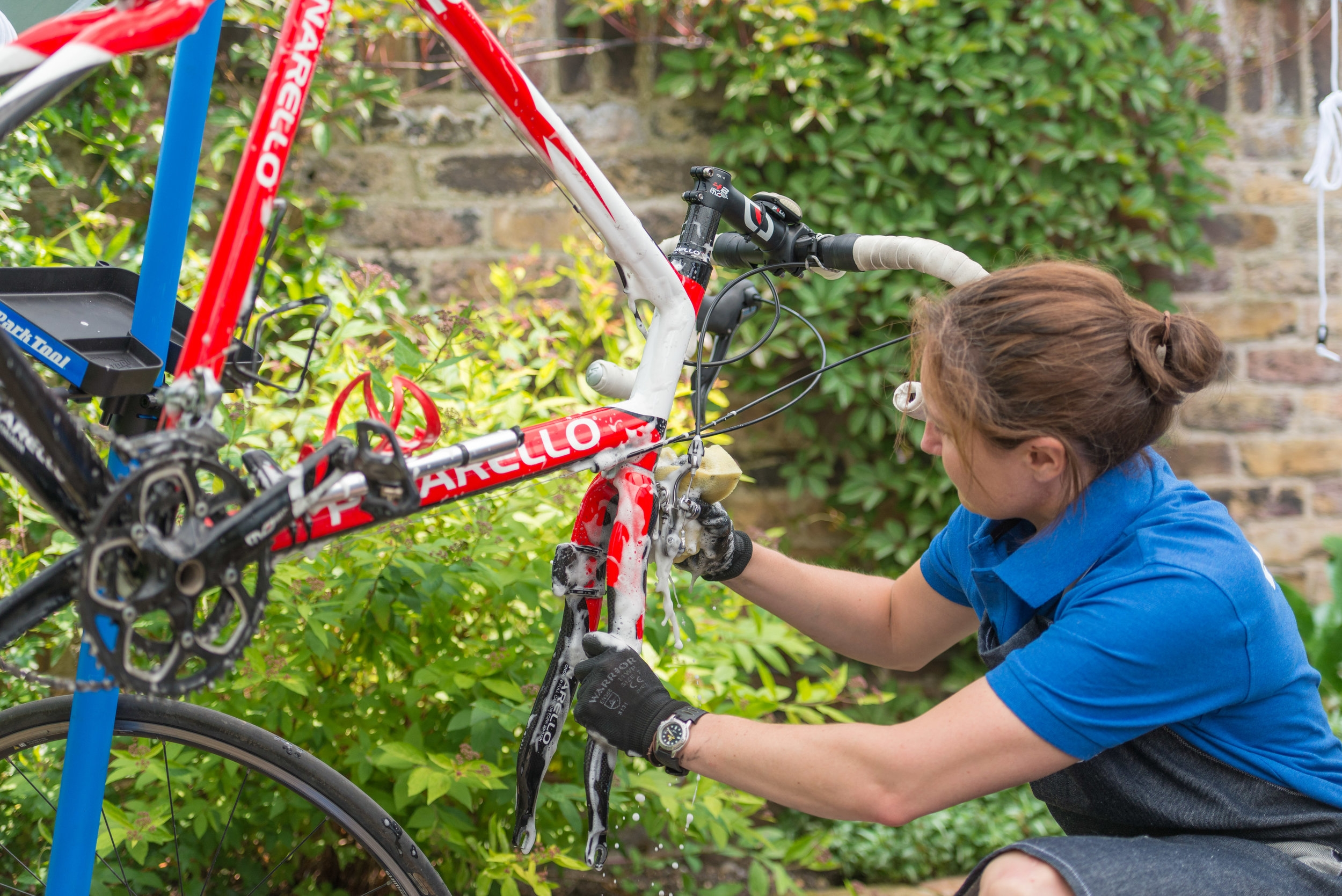 Bike cleaning & health check    - Locations across londonBook online