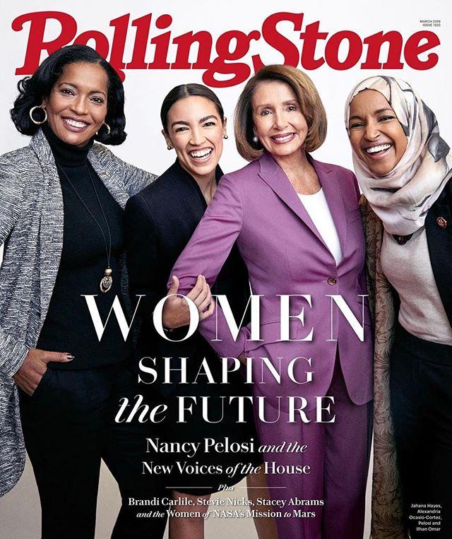 Happy Wednesday 🙌 #womenwhodare #strongwomen #shewhodares #rollingstones #inspiringwomen