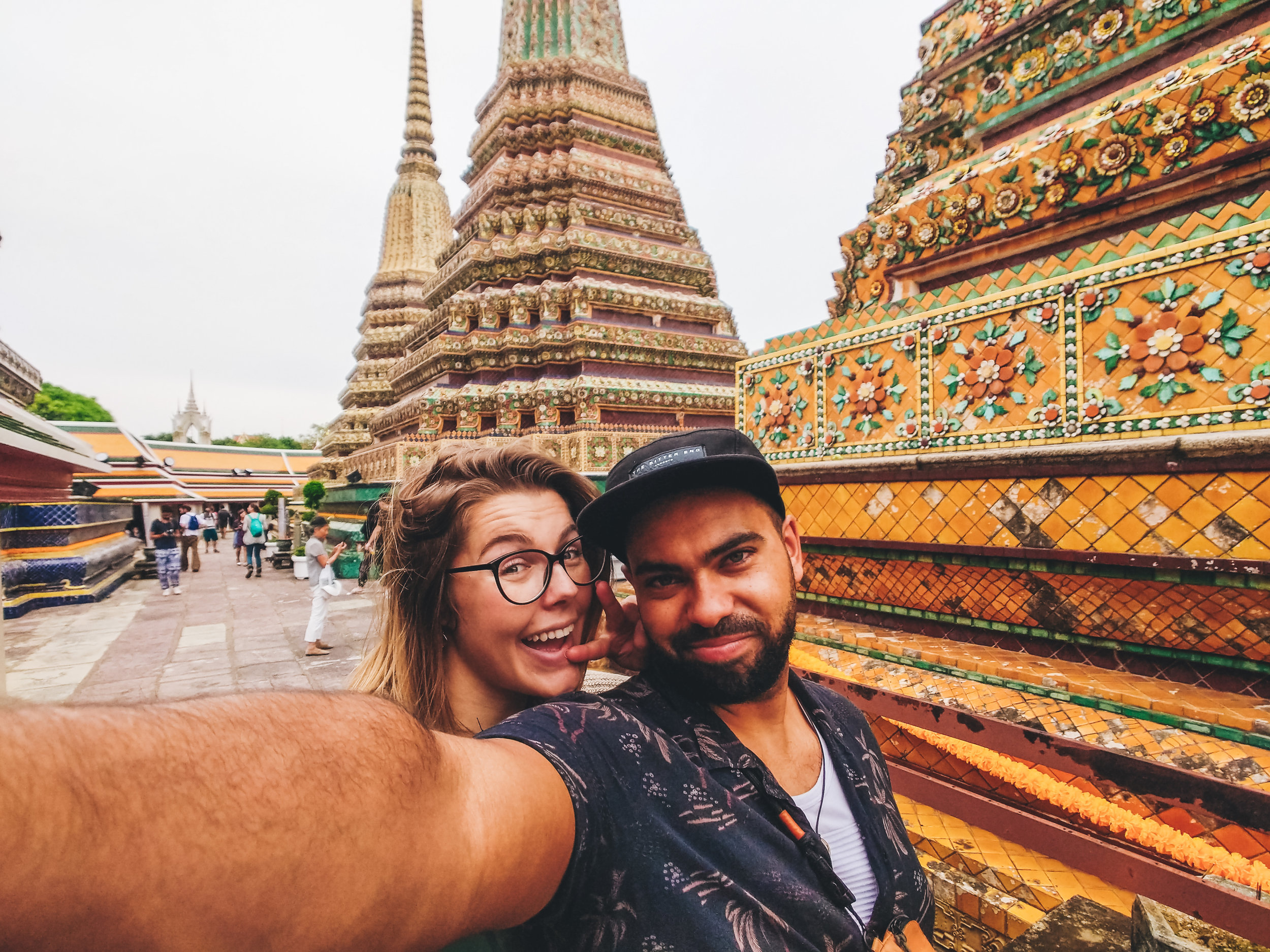BANGKOK, THAILAND - Bangkok Photos All Taken on The Pixel2 with Moment Lenses