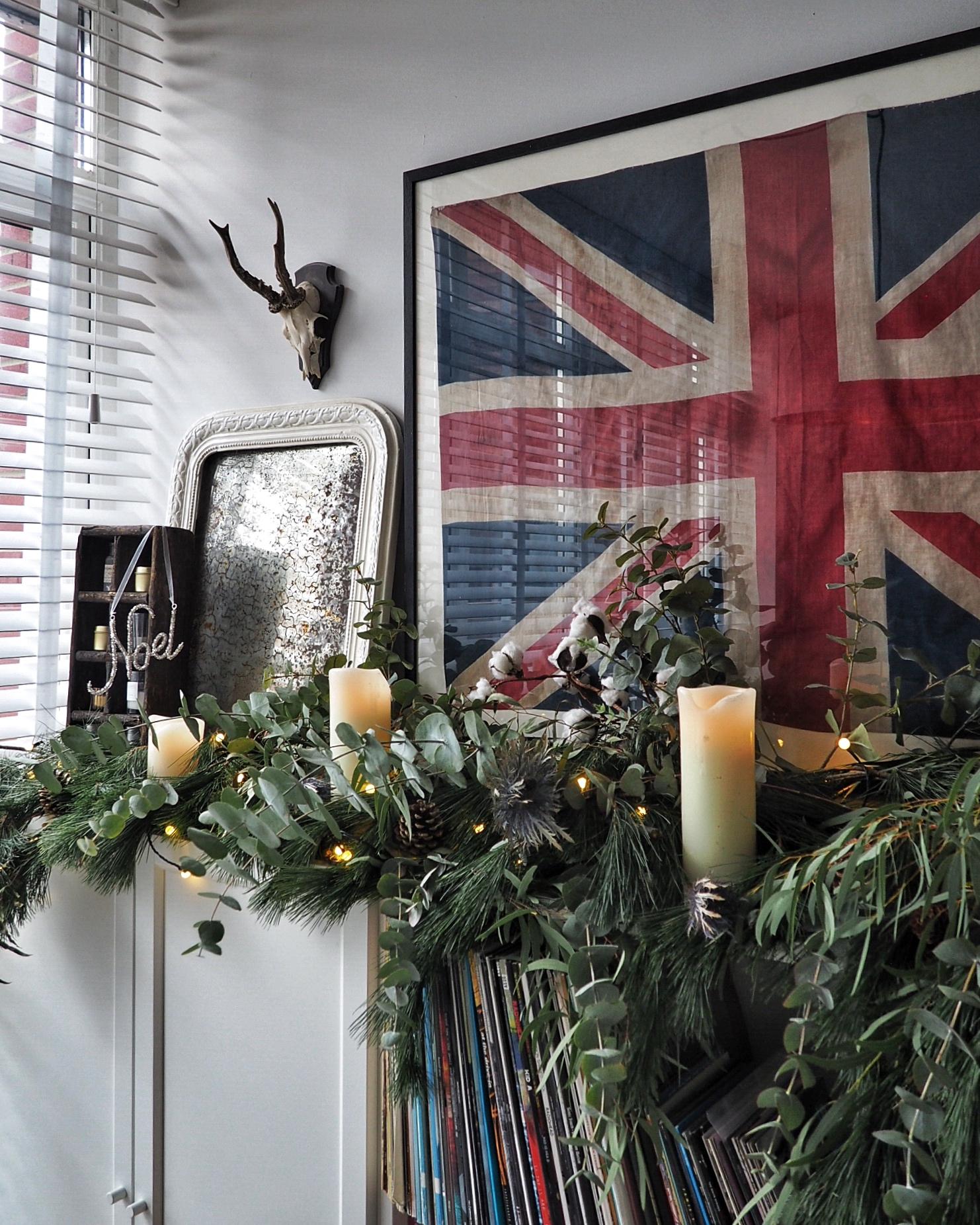 Noel decoration from Homesense.
