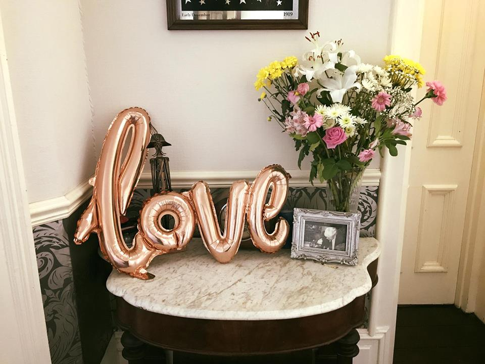 Love Script Balloon