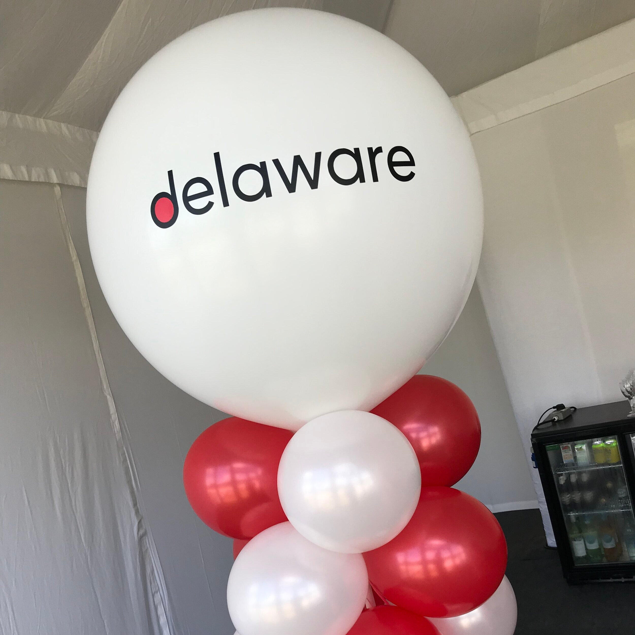 Corporate Branded Balloons