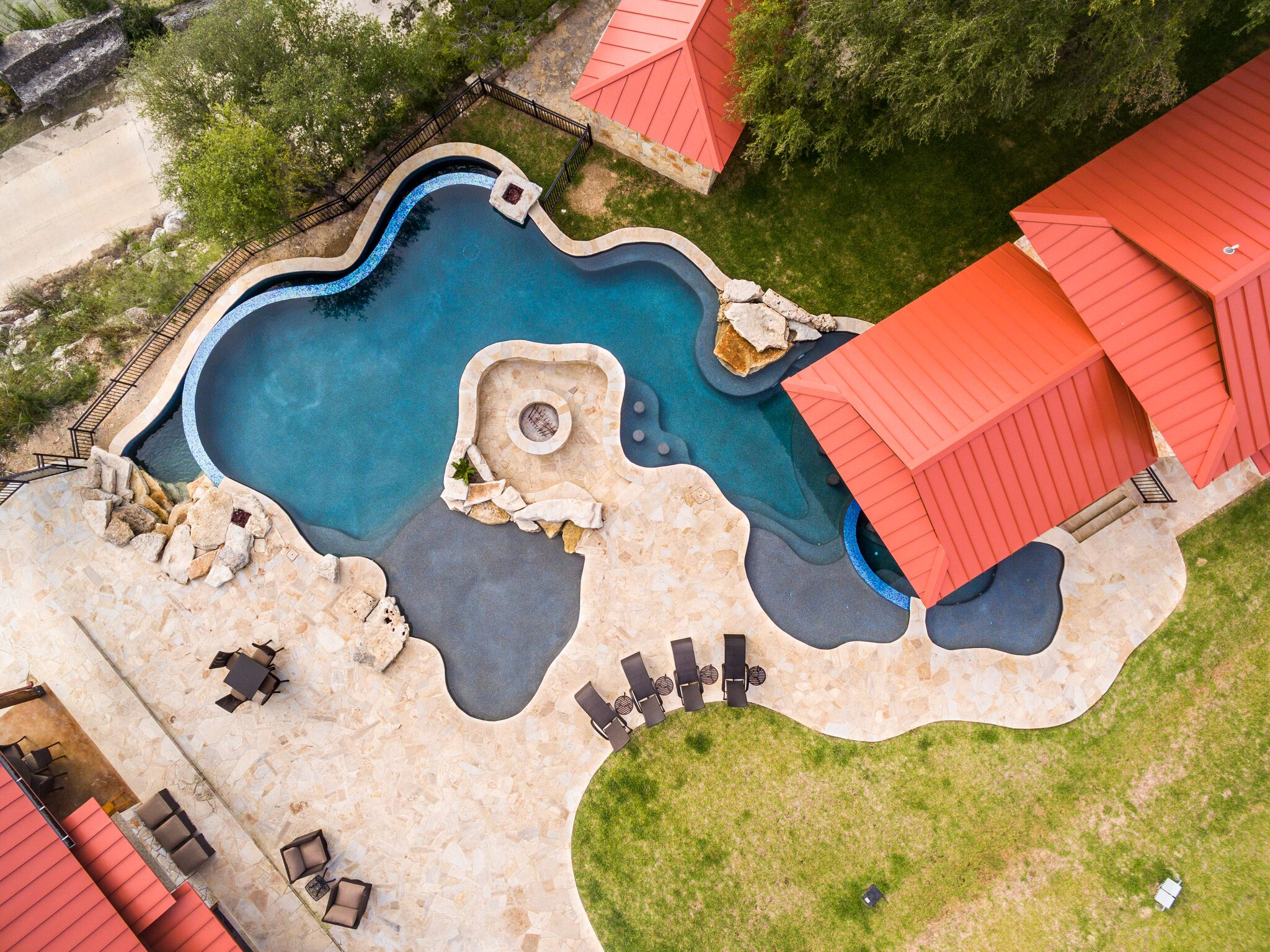 Hill Country Custom Pools