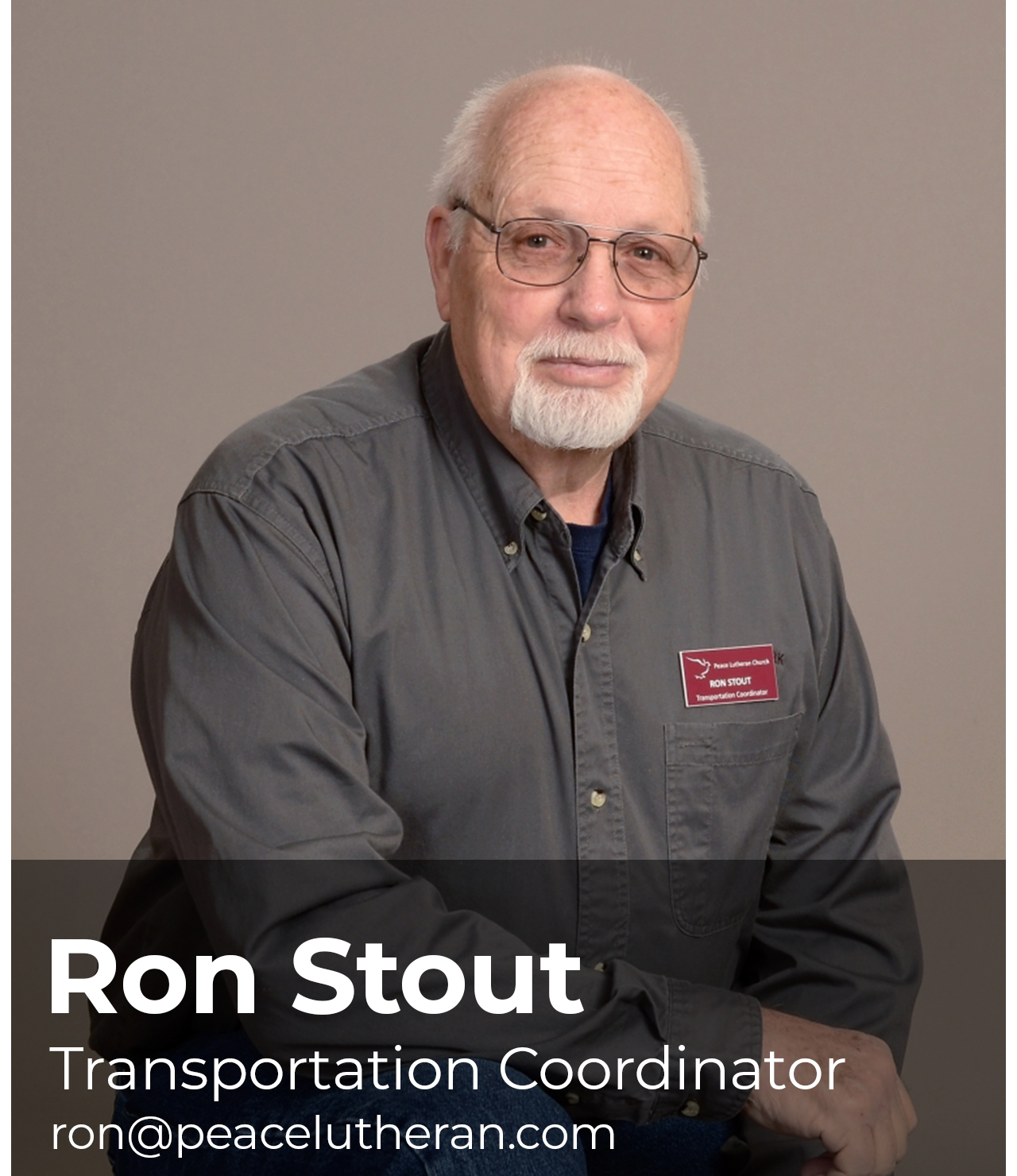 Ron Stout