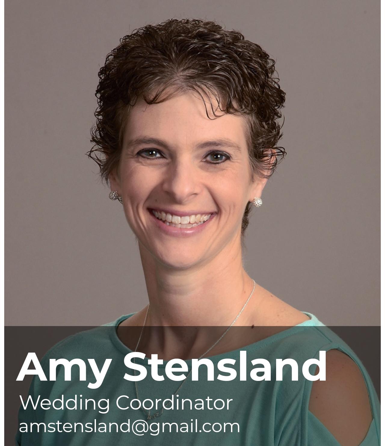 Amy Stensland