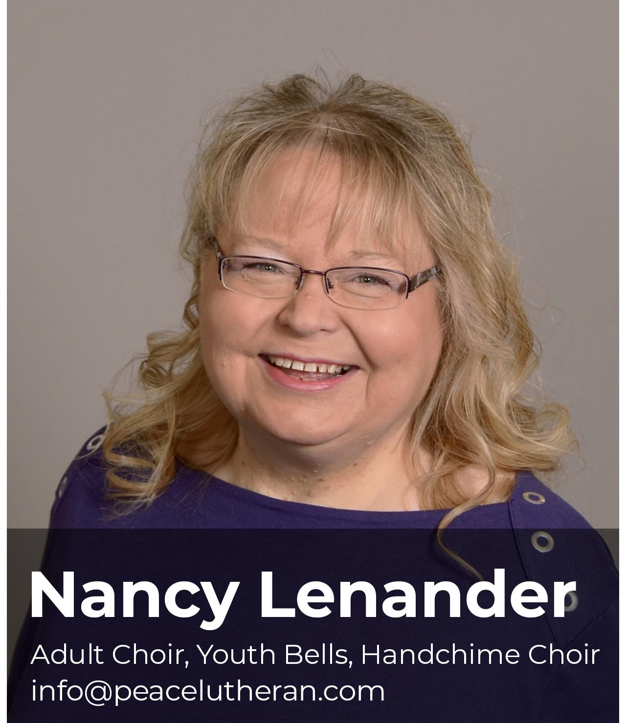 Nancy Lendander