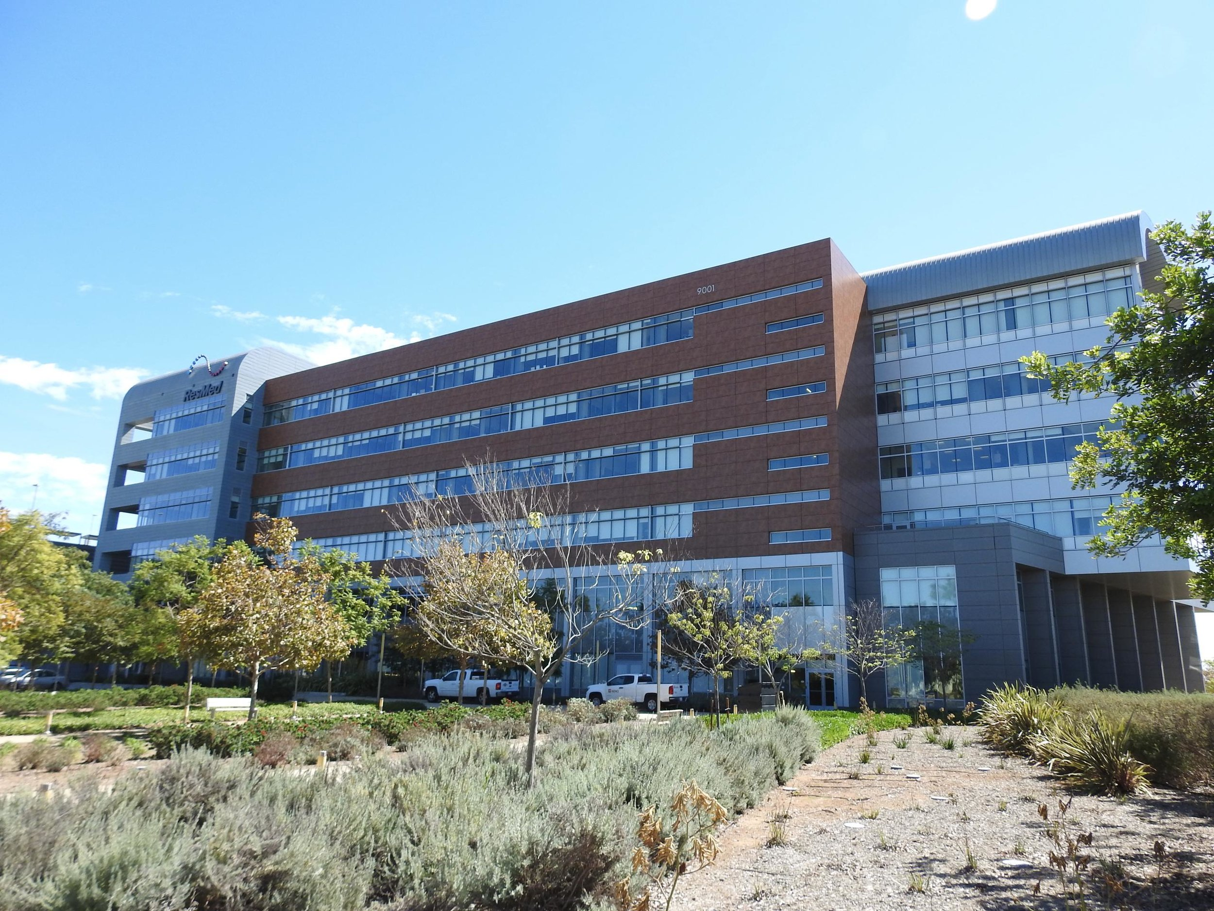 Resmed Corporate headquarters | San diego