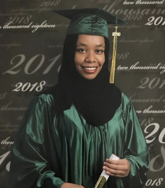 2018 General Education Scholarship Recipient - Farhat Ali - As a senior at Peoria High School, I pride myself in being involved in several organizationsaround the community and in my school. My family immigrated to the United States in 2003with the dream of a second generation of children that would work to attain a college educationand degree. Next year, I will be attending Arizona State University and will double major inSecondary Education and Political Science with the dream of someday working in activism andleadership. My passion in activism and empowerment go beyond my classroom and into thecommunity, I live in and will someday affect others through my chosen career field. I hope tocontinue volunteering and community outreach as I enter University and I look forward to beinga recipient of the Peoria Firefighter scholarship. My future is brighter with the support of thePeoria Firefighters and I look forward to being a part of this influential organization.