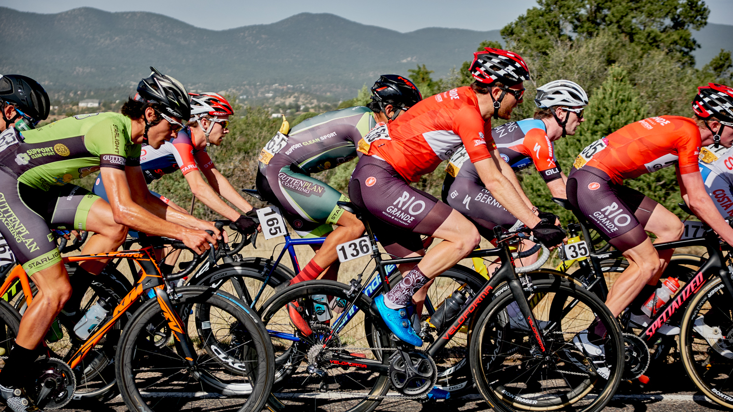 Tour of the Gila ~ Day 2