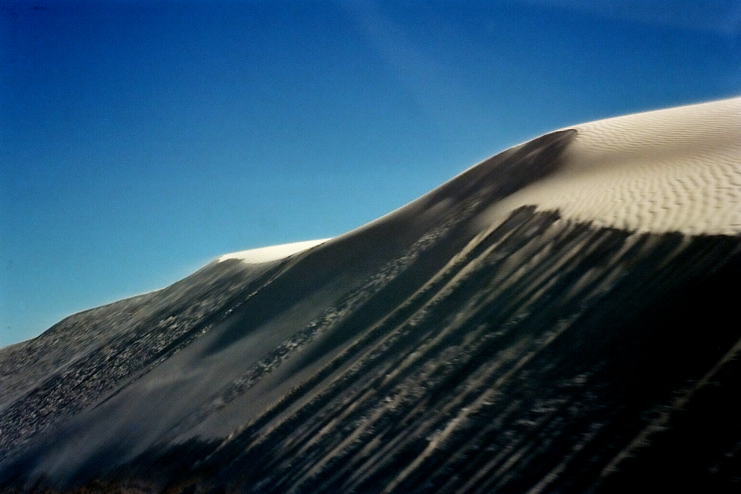 White Sands on Kodak Ektar 100