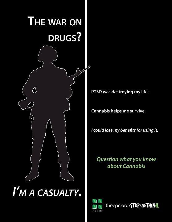 The CPC DOPE Magazine February Print Veteran PTSD