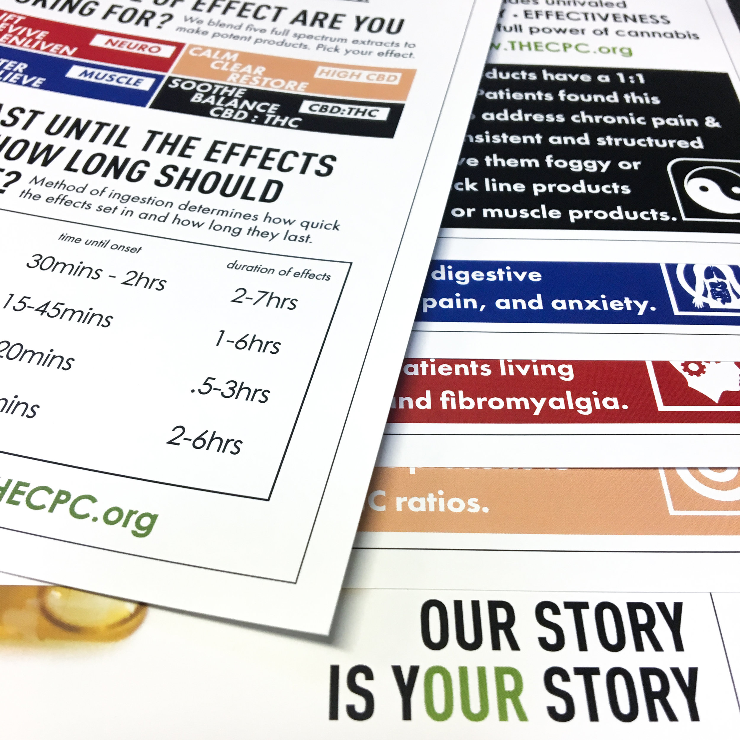 cannabis marketing material your story is our story.jpg