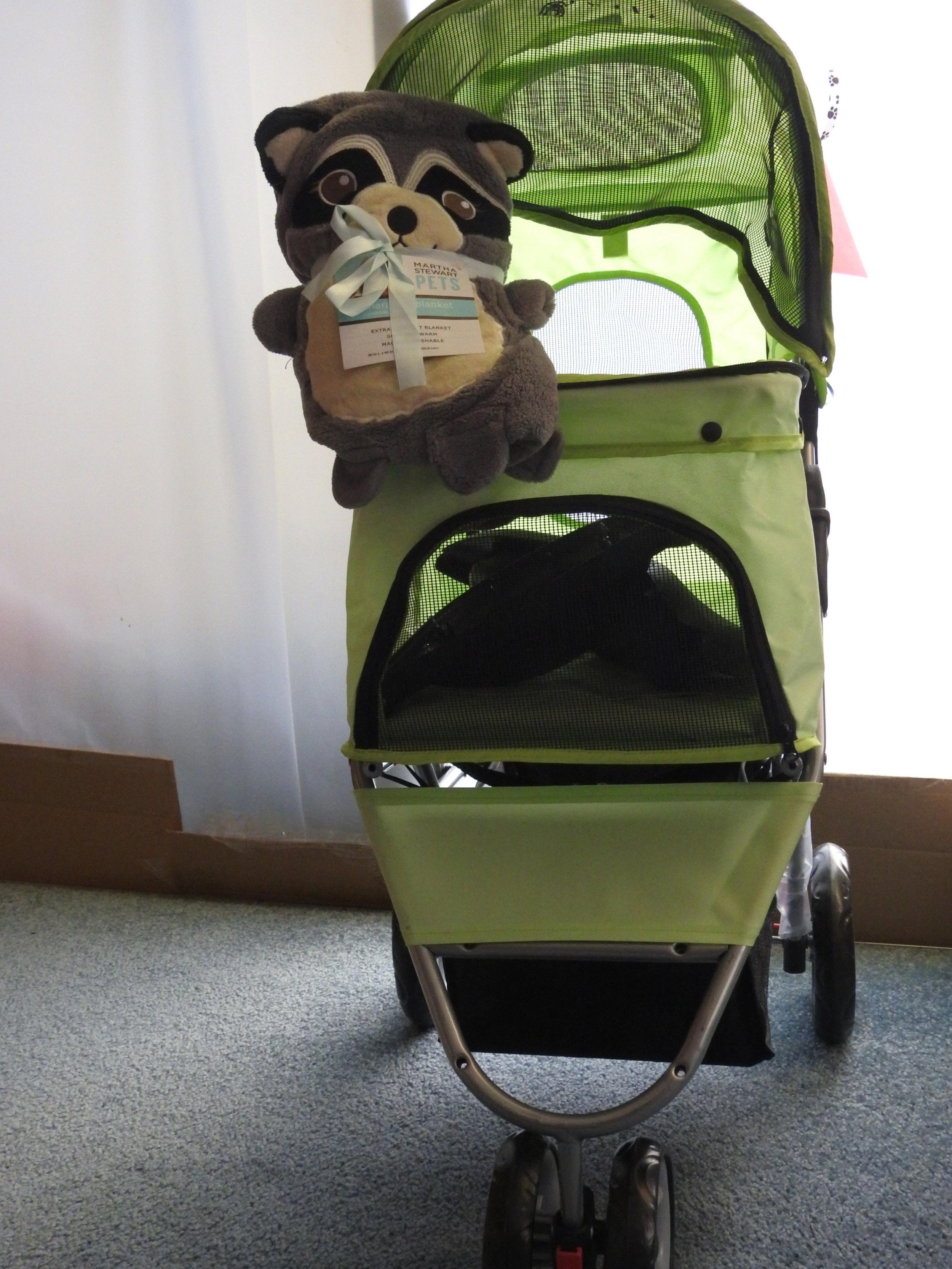 Pet Stroller Set