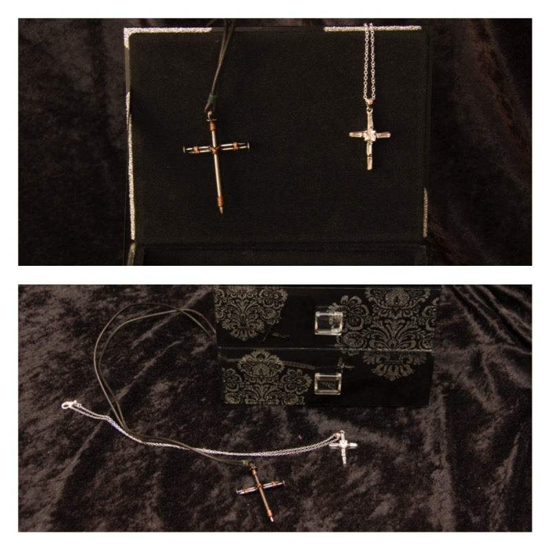 Crosses in Box