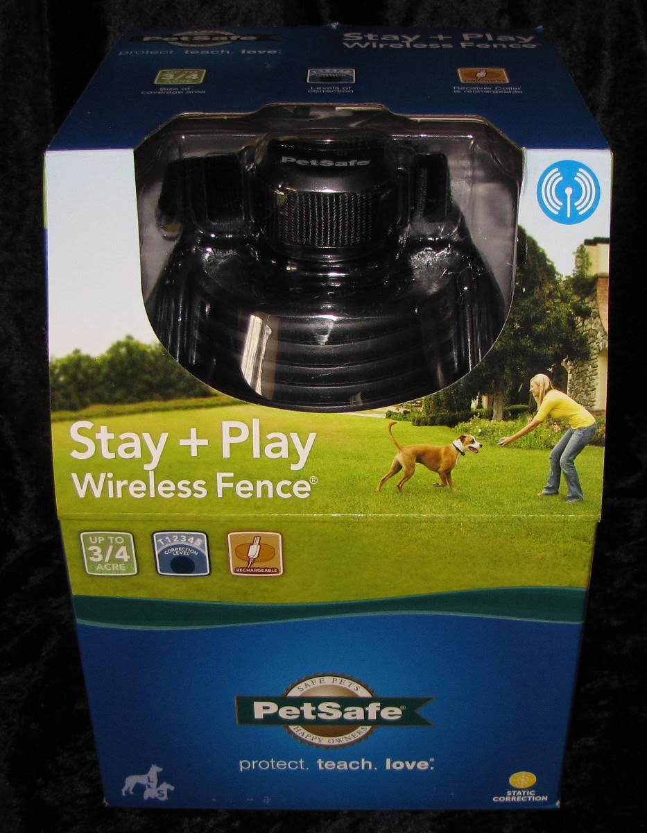 Stay 'n Play Wireless Fence by PetSafe