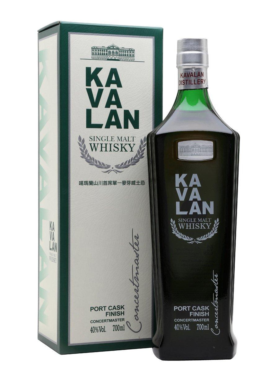Kavalan Concertmaster Whiskey