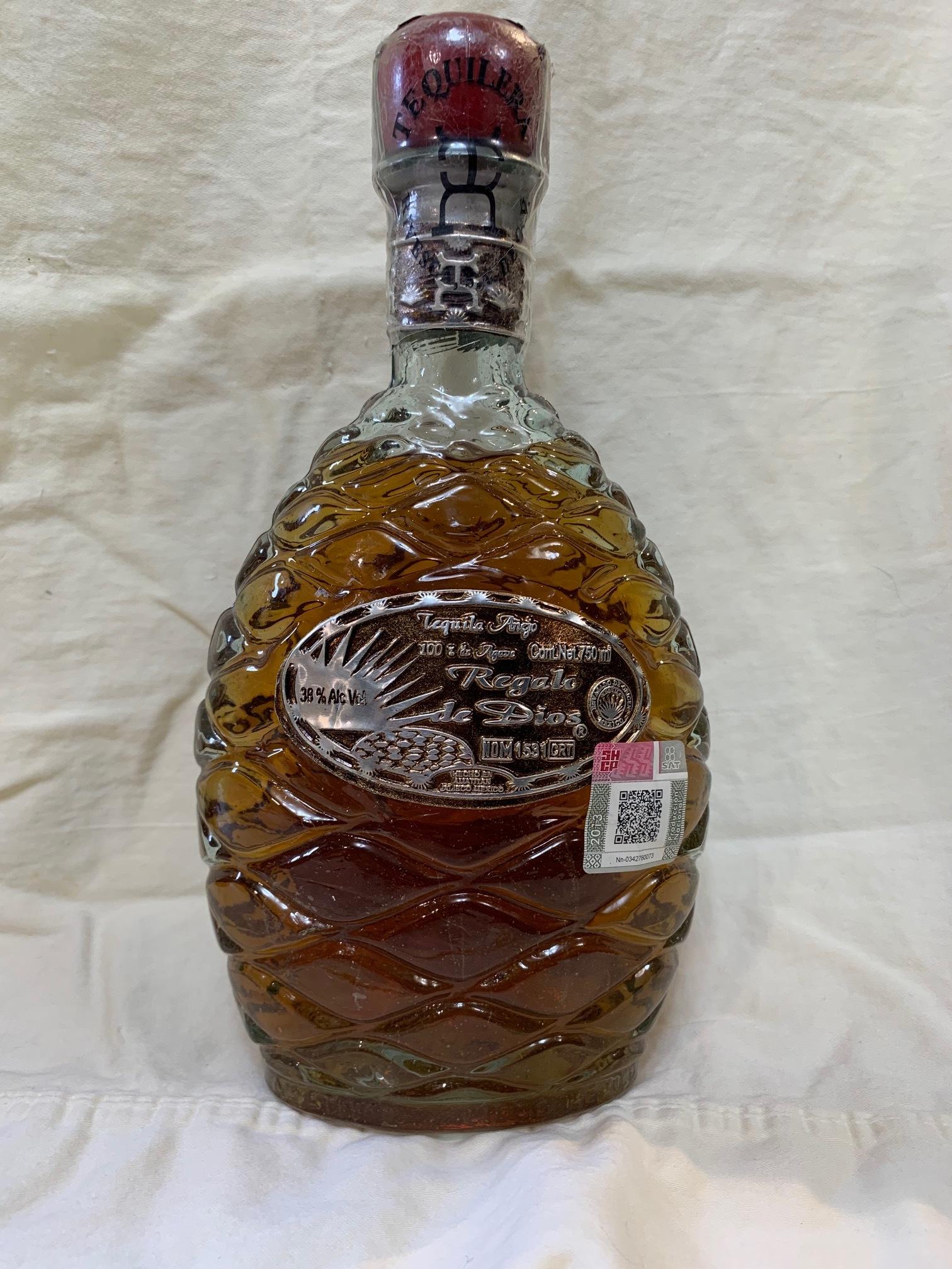 Regalo de Dios Tequila