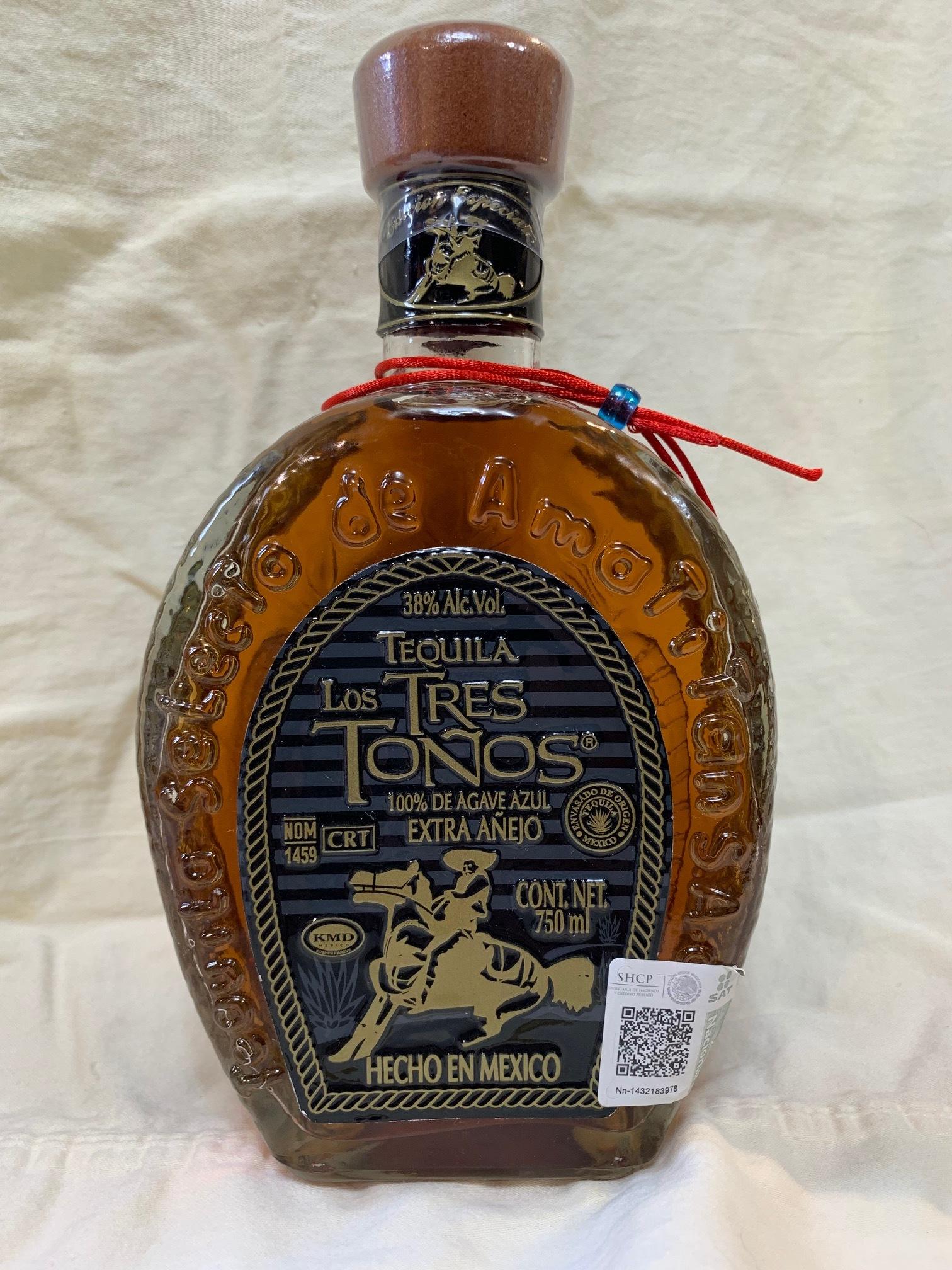 Los Tres Tonos Tequila