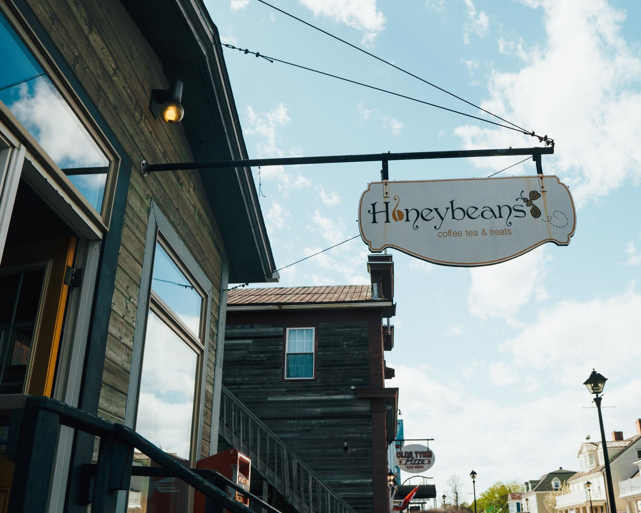 Honeybeans Cafe - the perfect spot for an afternoon pick-me-up
