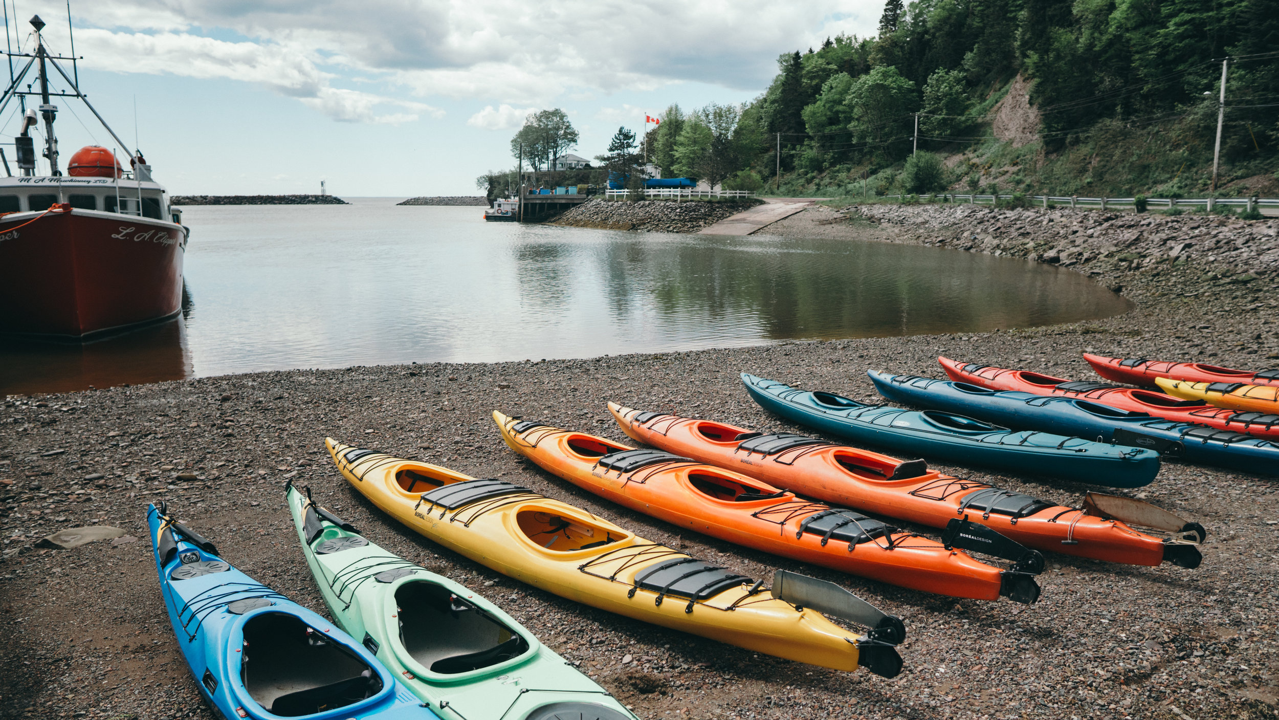 St Martins Kayaks