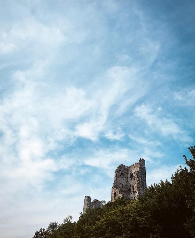 Day 6 of Euro Week 🇩🇪⁣ ⁣ Whispers of the old world, still telling its story from way up on the hillside.⁣ ⁣ #nrthwrd #claimthenorth #earnyourrest #adventurealways #topeuropephoto #traveleurope #visitgermany #bestofgermany #topgermanyphoto #germany #germany🇩🇪 #germantourism #germancastles #castle #castles #ruins #gothic #gothiccastle #tourismgermany #traveligram #travelguide #exploreeurope #exploregermany #passportready #moodygram #instamood #hauntedplaces #seetheworld #girlswhotravel