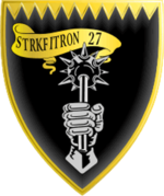 150px-Strike_Fighter_Squadron_27_(US_Navy)_insignia_c1998.png