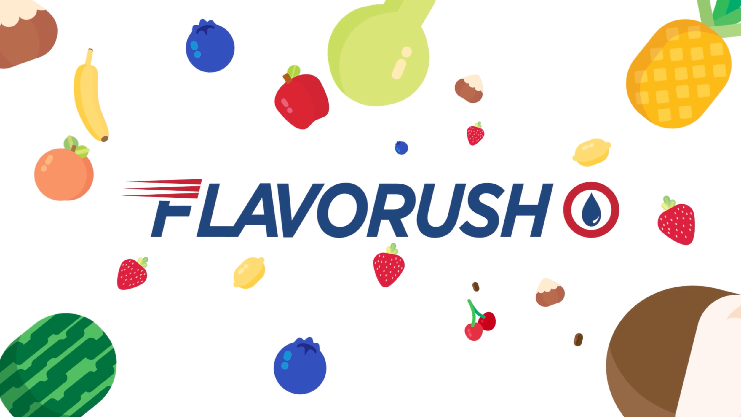 National Flavors: Flavorush - We partnered with the National Flavors team to develop a story to inform their customers on the ins and outs of this new tool in a fun and engaging way.