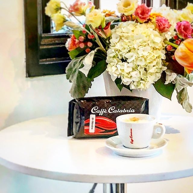 Make coffee not war ☕️#solanabeachcoffeecompany #cafecallabria #delmardogbeach #localcoffeeshop