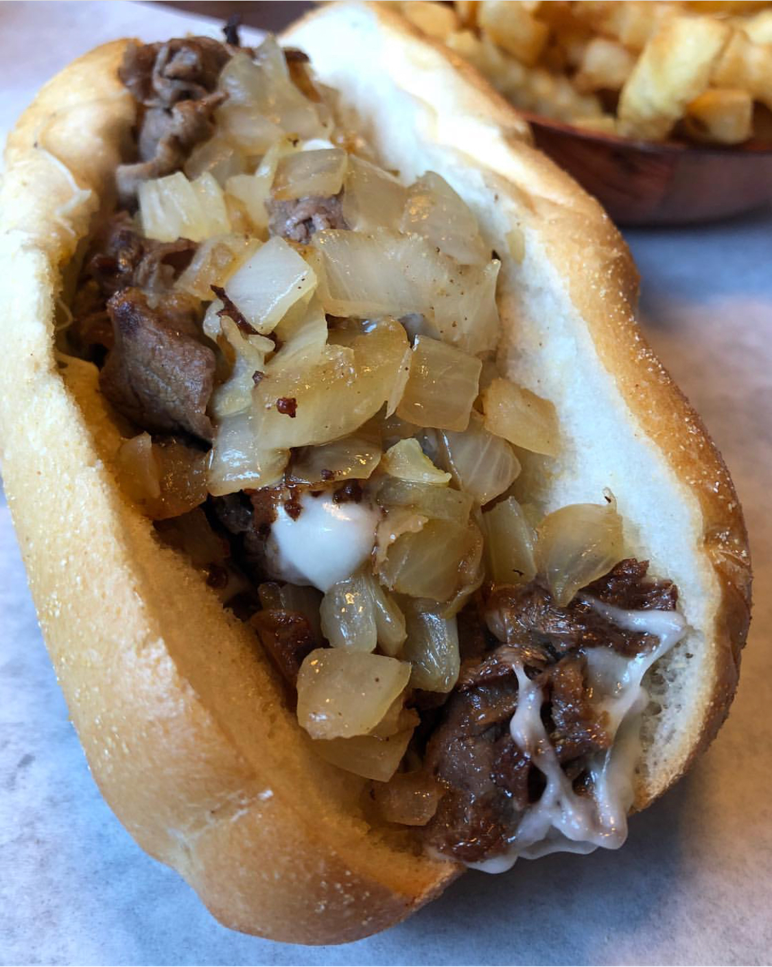 Joe's Steak + Sode Shop  Joe's Steaks + Soda Shop has been serving the finest cheesesteaks in Philadelphia for 60+ years.