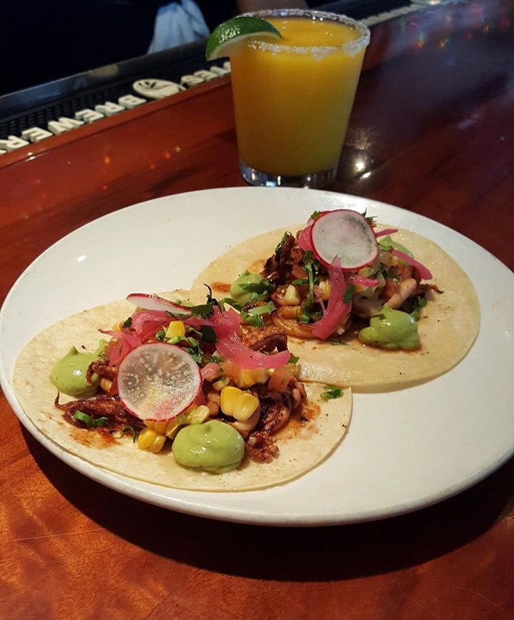 Sancho Pistola's  Awesome Mexican food, killer beer list, raw bar, mezcal wizardry.