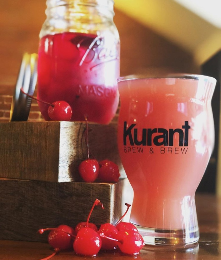 Kurant Brew & Brew  Hard cidery located in Fishtown.