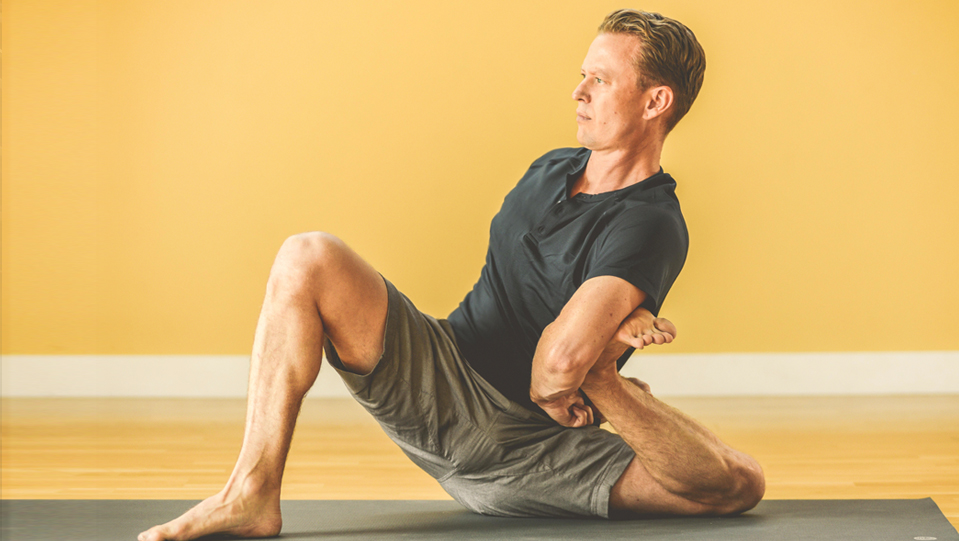Take Patrick's class and you'll receive a revolutionary look at alignment. His steady pace, intentional sequencing, clear cues, and personal encouragement help students move deeper into their body, with greater awareness. Every class will is based on familiar principles, and yet, you'll learn something new each week. Expect to explore foundational and peak postures safely, while deepening the conversation about how yoga relates to our everyday lives. Patrick has traveled to teach in Australia, Japan, and Bali, yet his heart is in Colorado, where he feels the most fulfilled as a local teacher. He adores the familiar faces of students who show up, week-after-week, to make progress in their yoga practice. Patrick is honored to be a part of Kindness Yoga's teacher training faculty. He and his teaching partner, Buffy Barfoot, have shaped a 300-hour training with a reverence for Hatha Yoga and Tantric Philosophy that truly prepares teachers to become skillful, authentic yoga pros. Patrick's studentship includes Ashtanga Teacher Training with Richard Freeman, Anusara® Certification with Cindy Lusk, and continued studies with Noah Maze and many, many others. Currently, he practices and studies Iyengar Yoga. He bows with gratitude to the great teachers who have guided him on his path. Patrick is the Brand Manager and Yoga Director for Movement Climbing + Fitness. In addition to yoga, Patrick loves horses, art, rock climbing, entertaining friends, and creating a home with his husband, Brian.