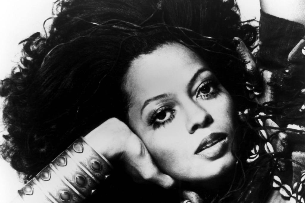 3. Diana Ross