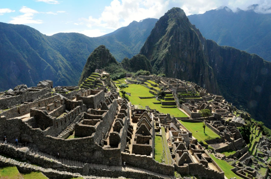 Machu Picchu is an unbelievable sight, built by the last of the Incan empire. Because its inhabitants mysteriously disappeared it was never discovered by the Spanish, leaving this wonder in peaceful solitude until it was discovered in the early 20th century. Simply marvelous.