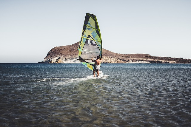 Beach Sports - North Wales is home to some of the most stunning coastline in the UK. The beaches are perfect for water sports. Check out the UK Beach Guide to find out where to go!