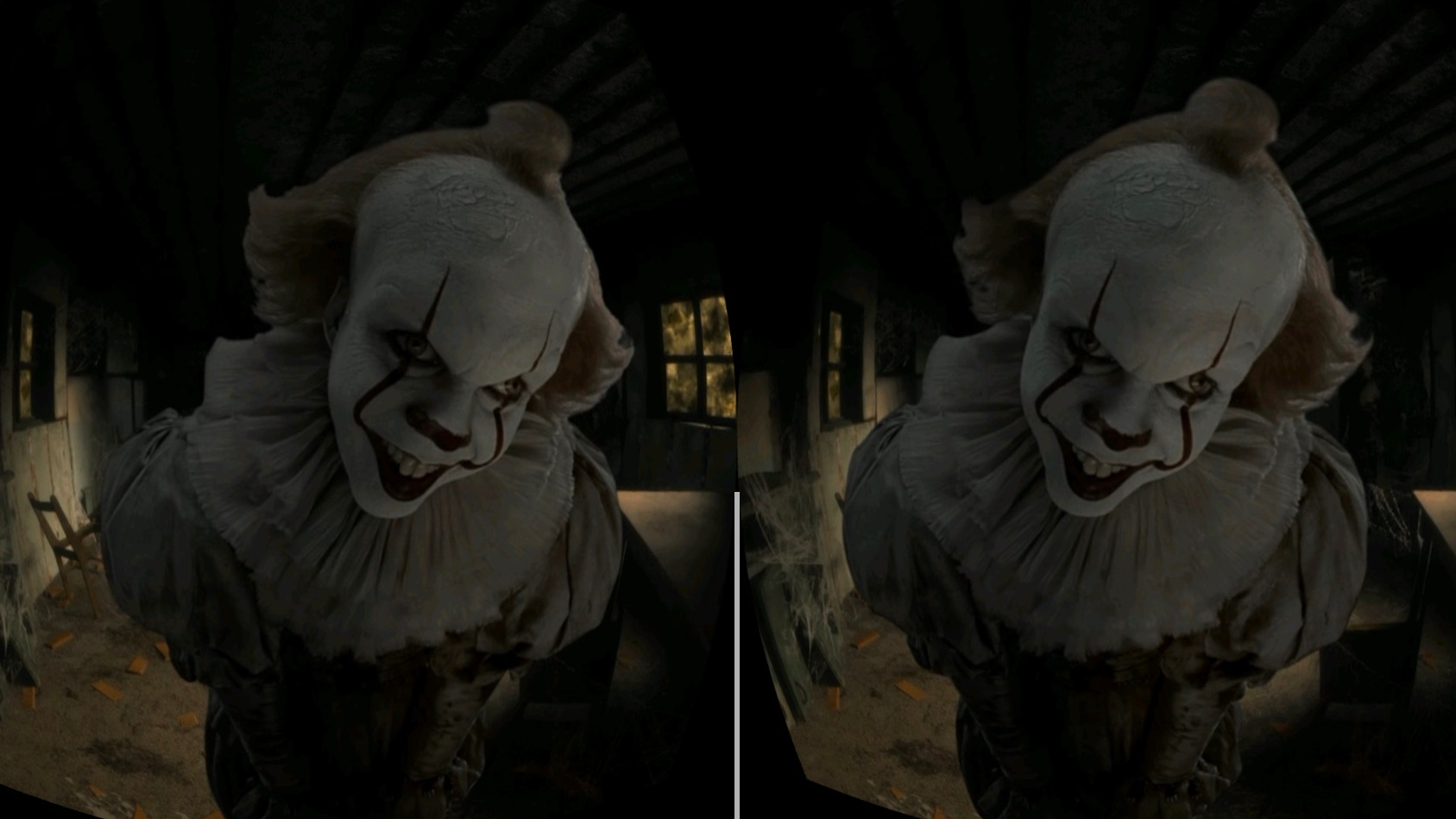 worked with sunnyboy Entertainment to create - IT: Escape Pennywise VR