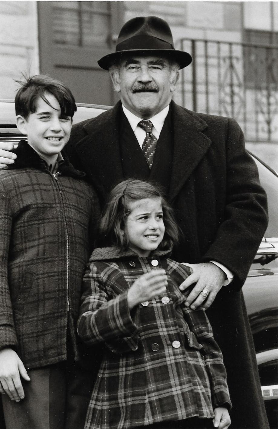 Sidney Lumet's  Daniel  (1983)