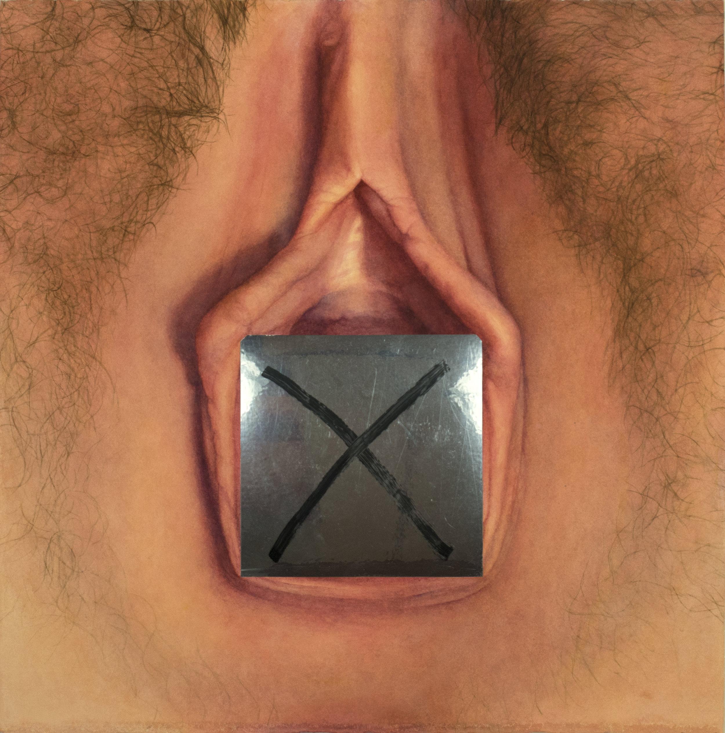 {X mirror, vagina}