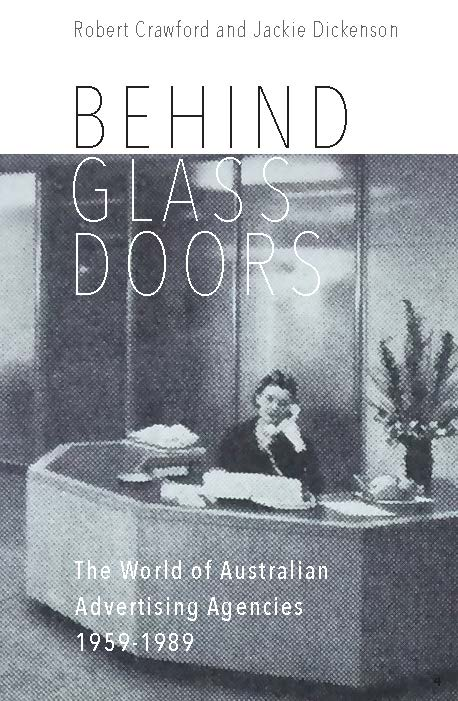 Behind Glass Doors is available through Booktopia