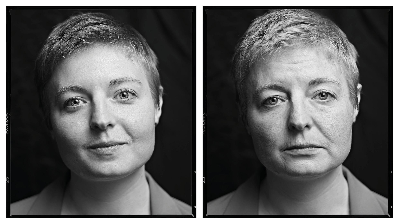 Emma Clowes, Copywriter What ages you most in a typical work week?  De-de-debriefs.