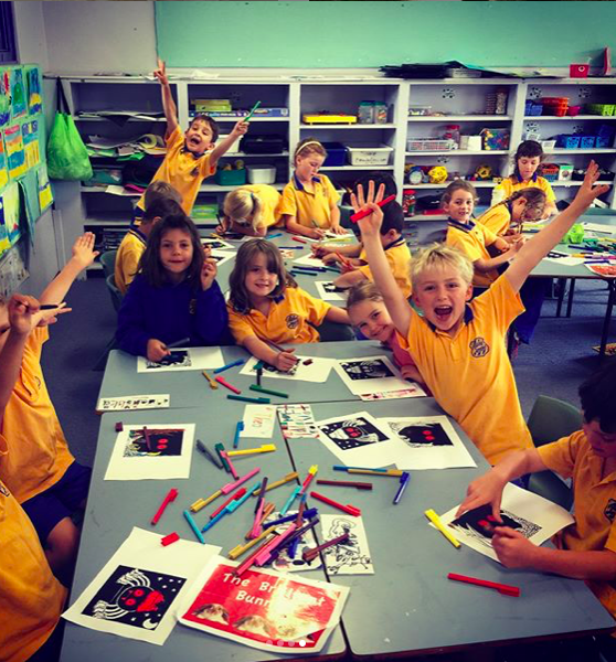 *within Manly West Primary School.