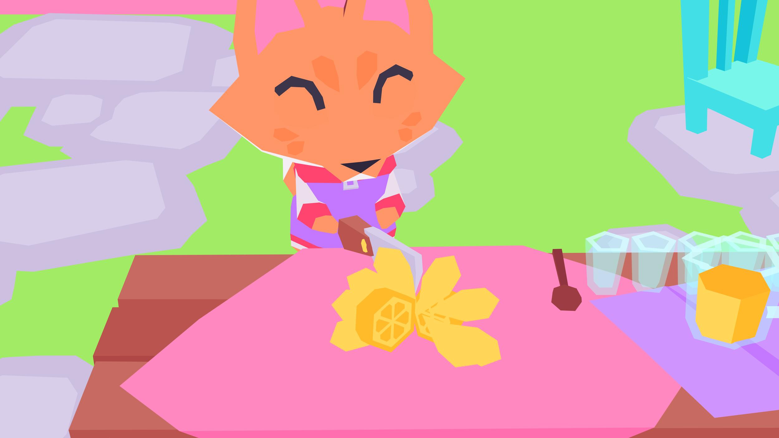Cut lemons!