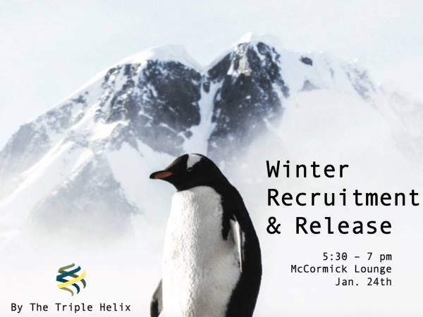 2018 Winter Recruitment and Release