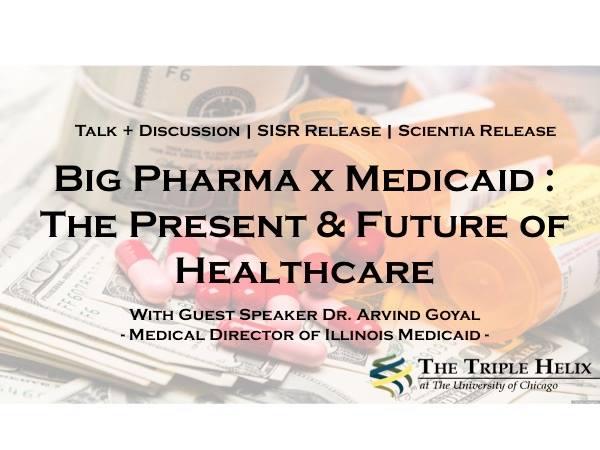 big pharma x medicaid