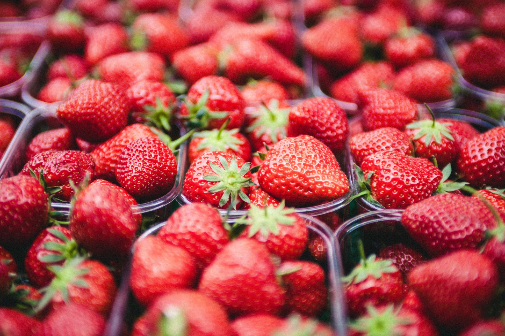It's always worth finding local fresh berries!