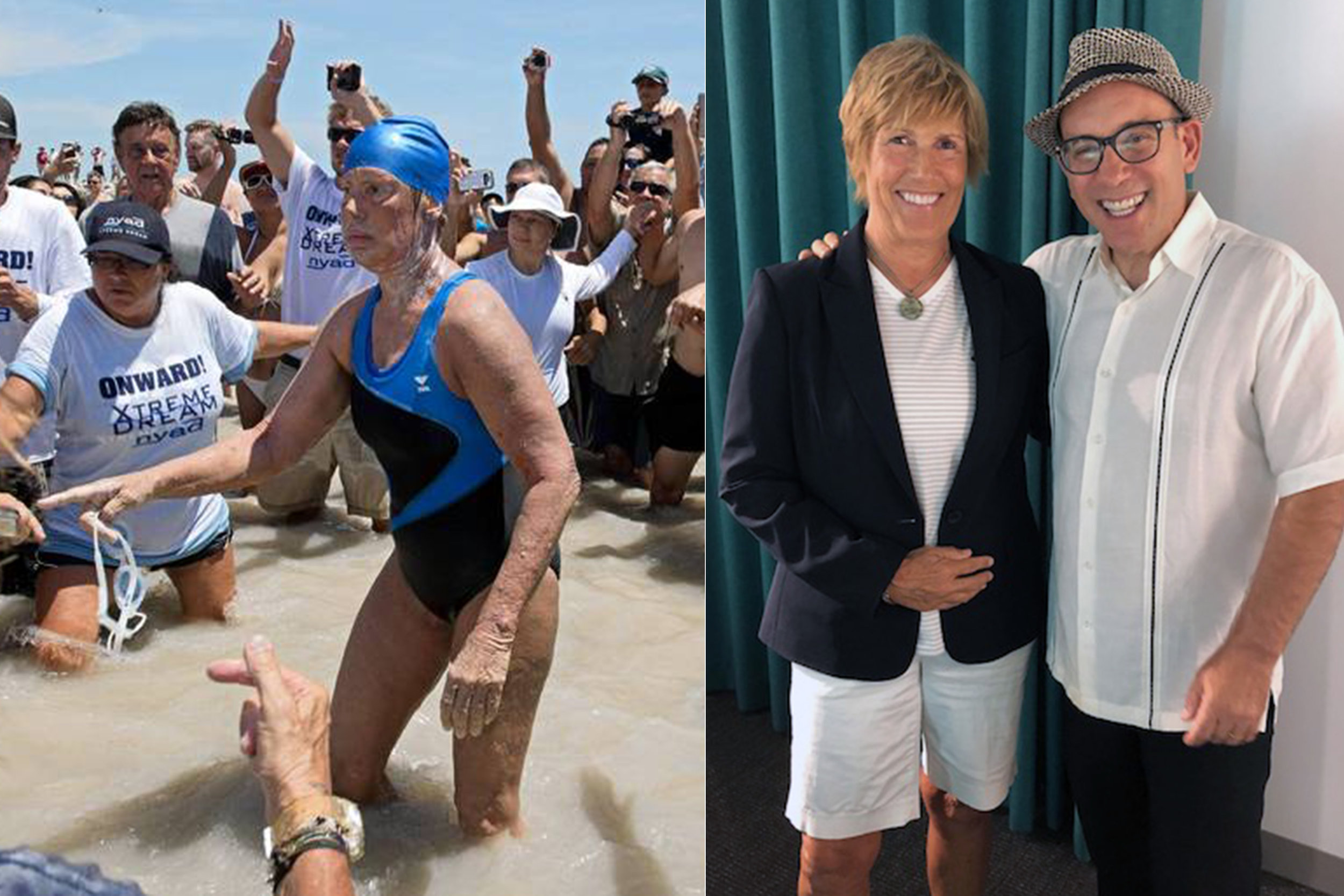 Diana Nyad - On Finding A Way