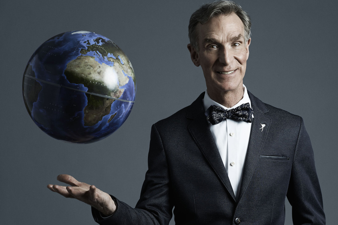 Bill Nye - An Epic Story, and A Monumental Challenge